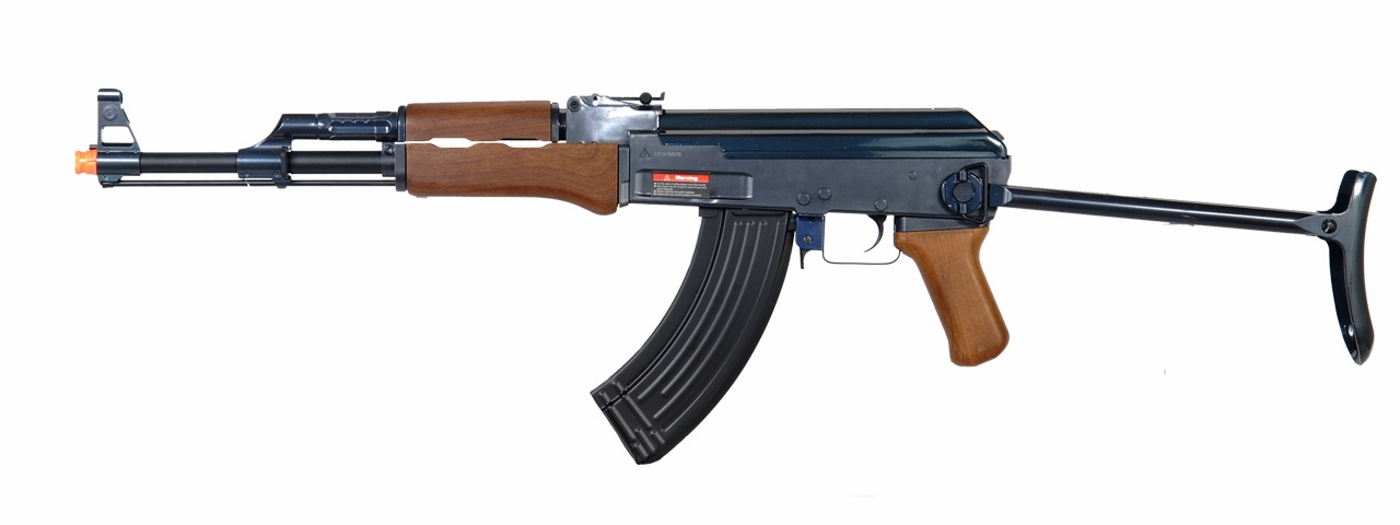 JG AK47S Wood Finish