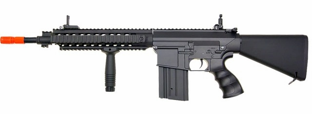 JG Full Metal SR25 Sniper Rifle