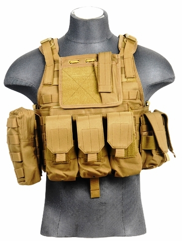 Lancer Tactical CA-305T Plate Carrier