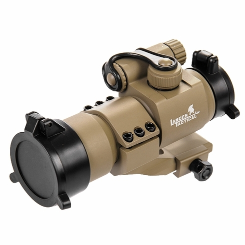 Lancer Tactical CA-445 Red/Green Dot Scope