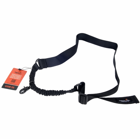 Lancer Tactical Single Point Bungee Sling (BK)