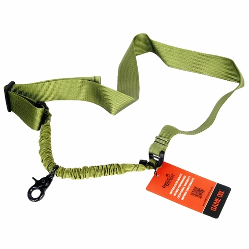 Lancer Tactical Single Point Sling OD