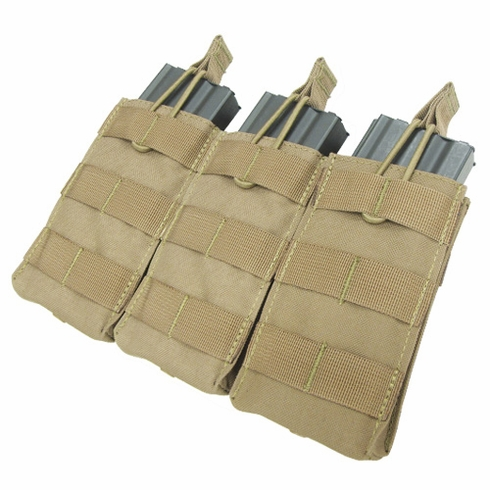 Open Top M4/M16 Triple Mag Pouch