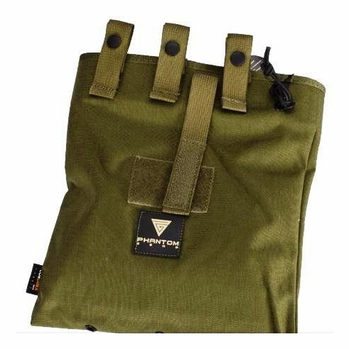 Phantom High Speed Dump Pouch Tan
