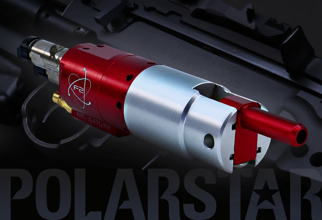 Polarstar F2 HPA Conversion Kit (Offset Nozzle)