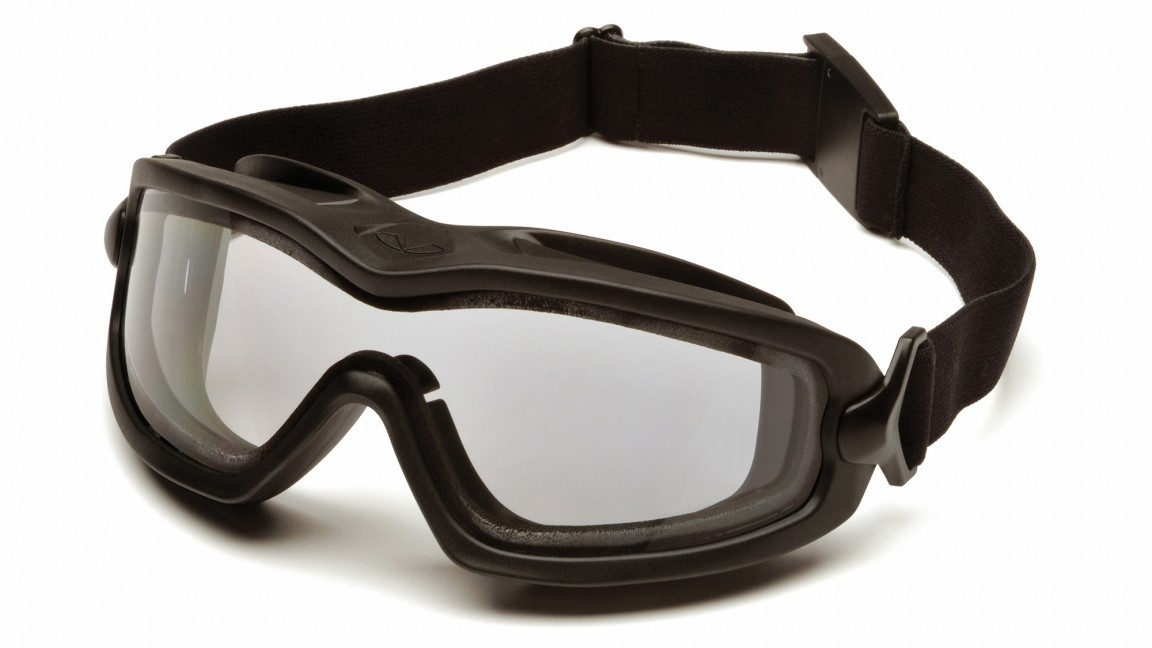 Pyramex V2G-Plus Ballistic Thermal Goggles