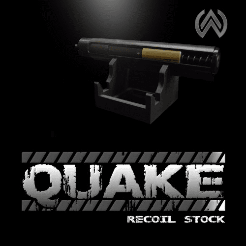 QUAKE: Recoil Stock + REAPER COMBO Package