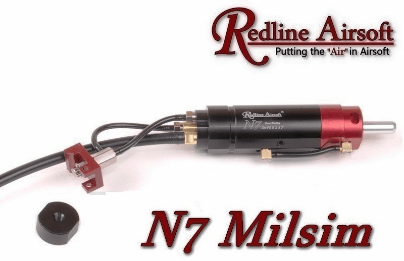 "Redline Airsoft N7 ""Milsim"" HPA System"
