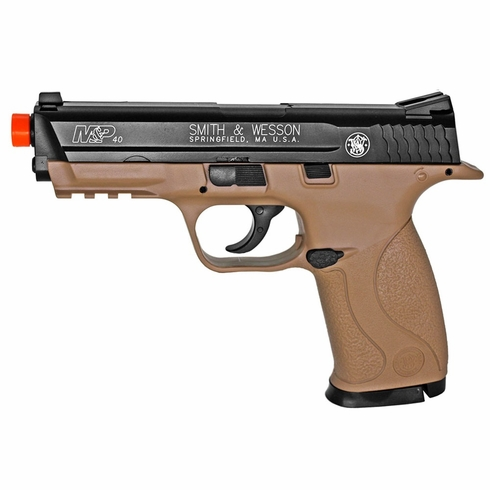 Smith and Wesson M&P40 CO2 NBB Pistol