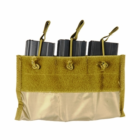 Triple Mag Pouch for 6094 Plate Carrier