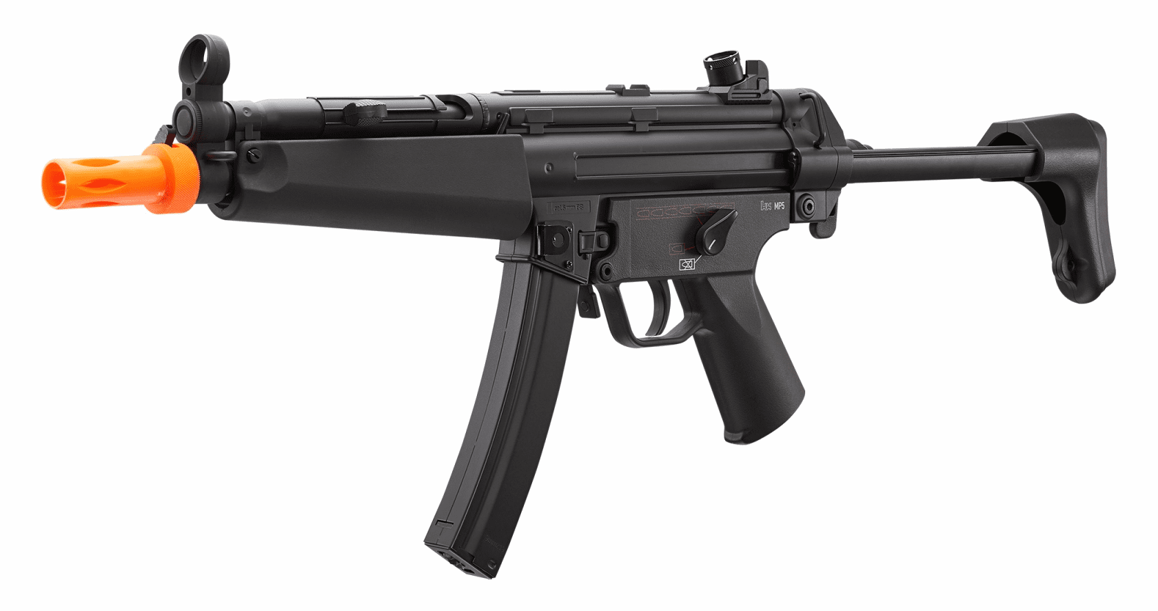 Umarex H&K MP5-A4/A5 Competition AEG Combo Kit