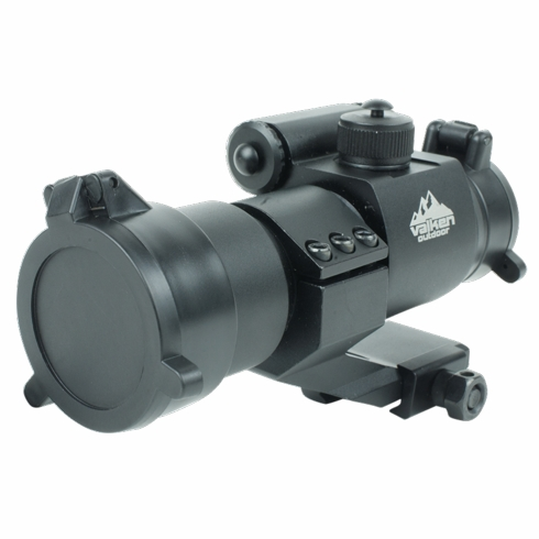 V Tactical Red Dot 1x30 R/G w/Weaver Cantilever
