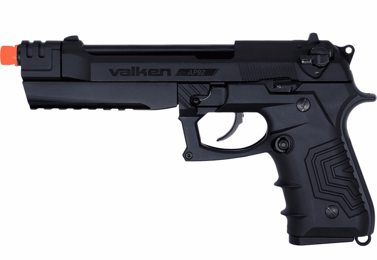Valken AP92 Gas Blowback Pistol
