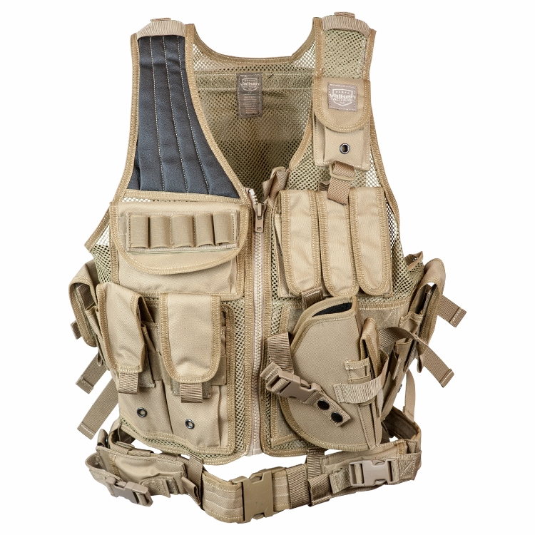 Valken Cross Draw Vest