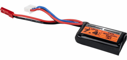 Valken Energy LiPo 7.4v 250mAh 25C Battery
