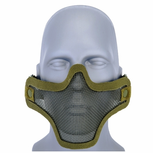 Valken Tactical 2G Wire Mesh Tactical Mask
