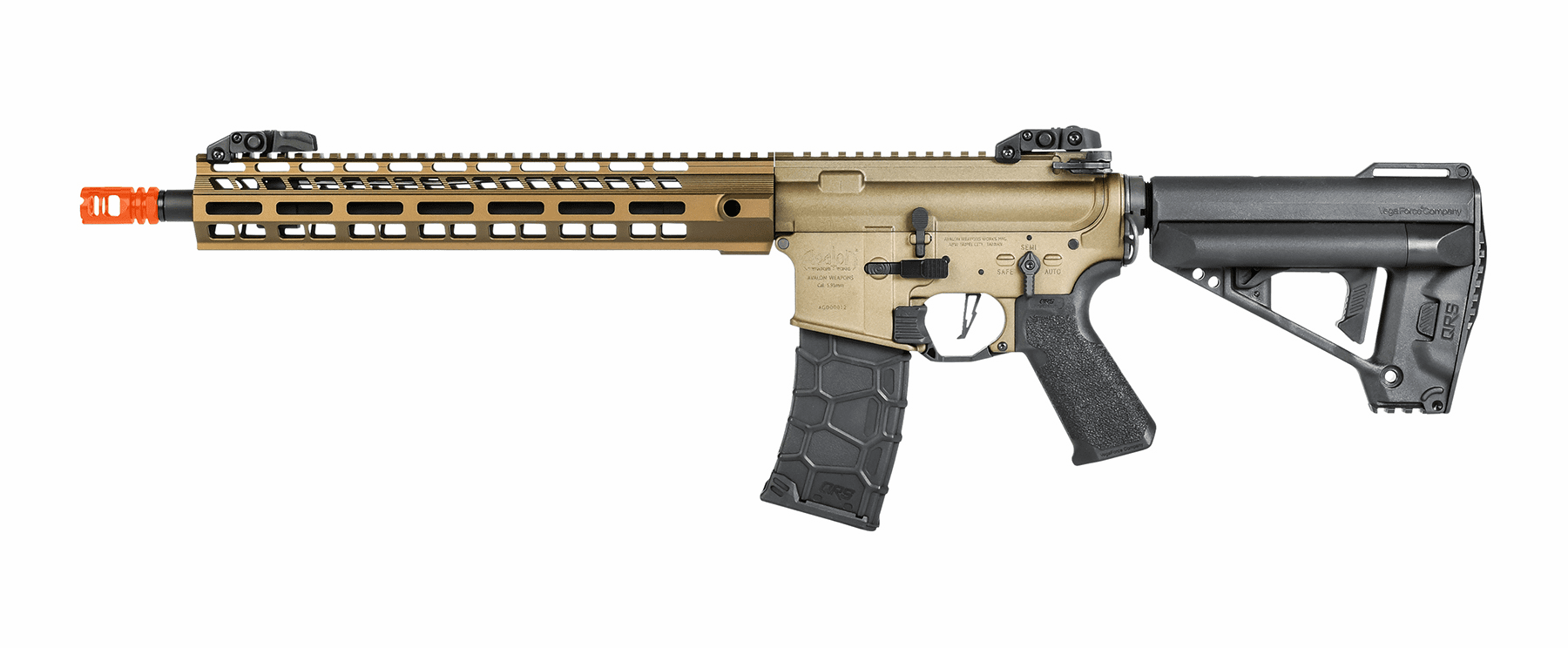 VFC Avalon Full Metal VR16 Saber Carbine M4
