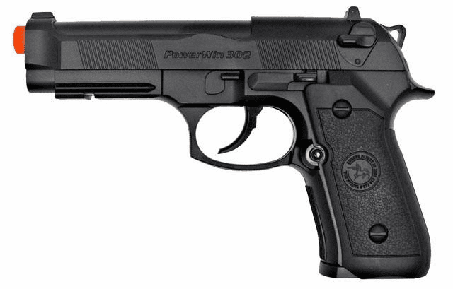 Win Gun High Power M9 C02 NBB Pistol