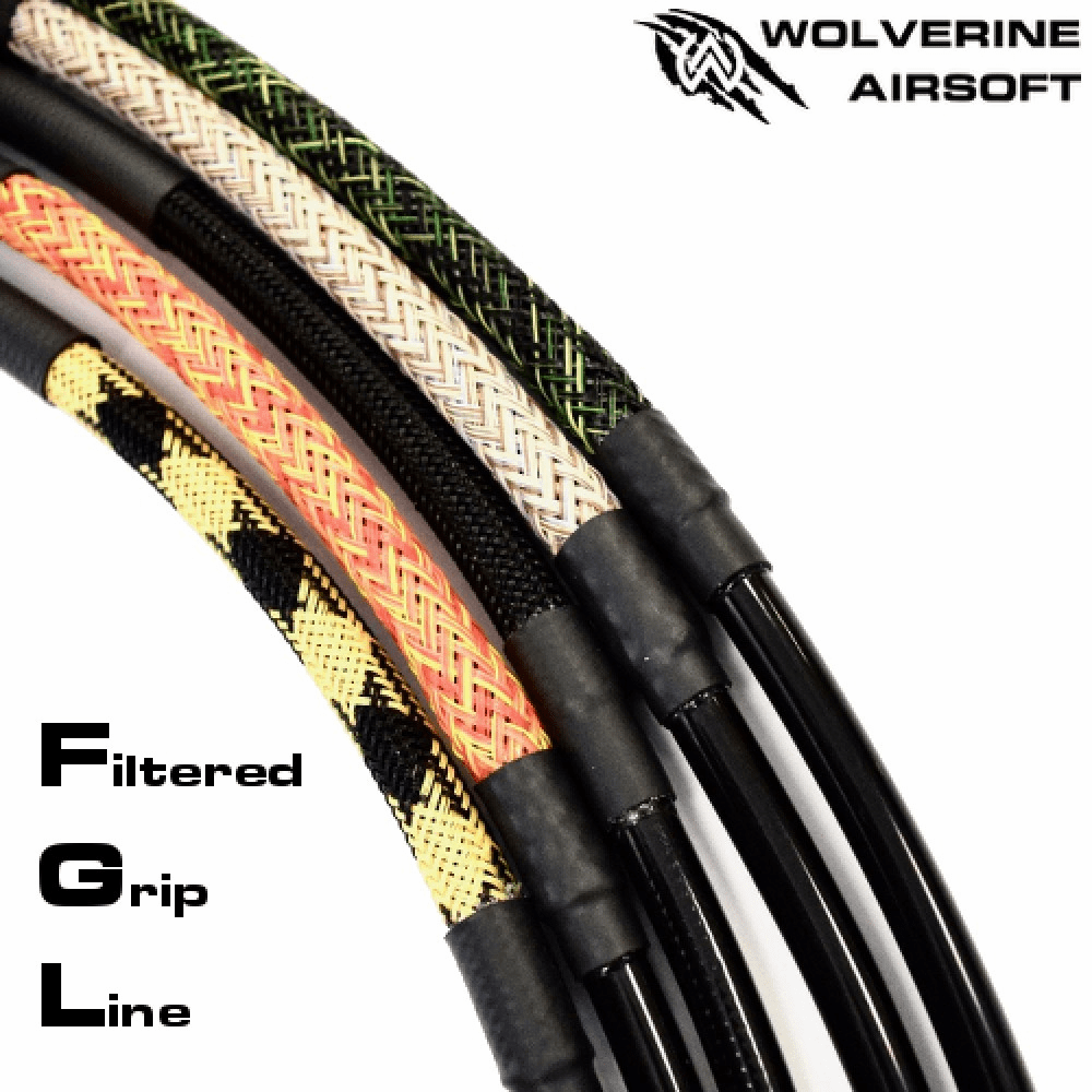 Wolverine Custom Filtered Grip Line