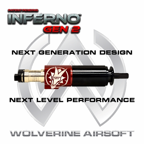 Wolverine Gen 2 Inferno Bluetooth Edition M249