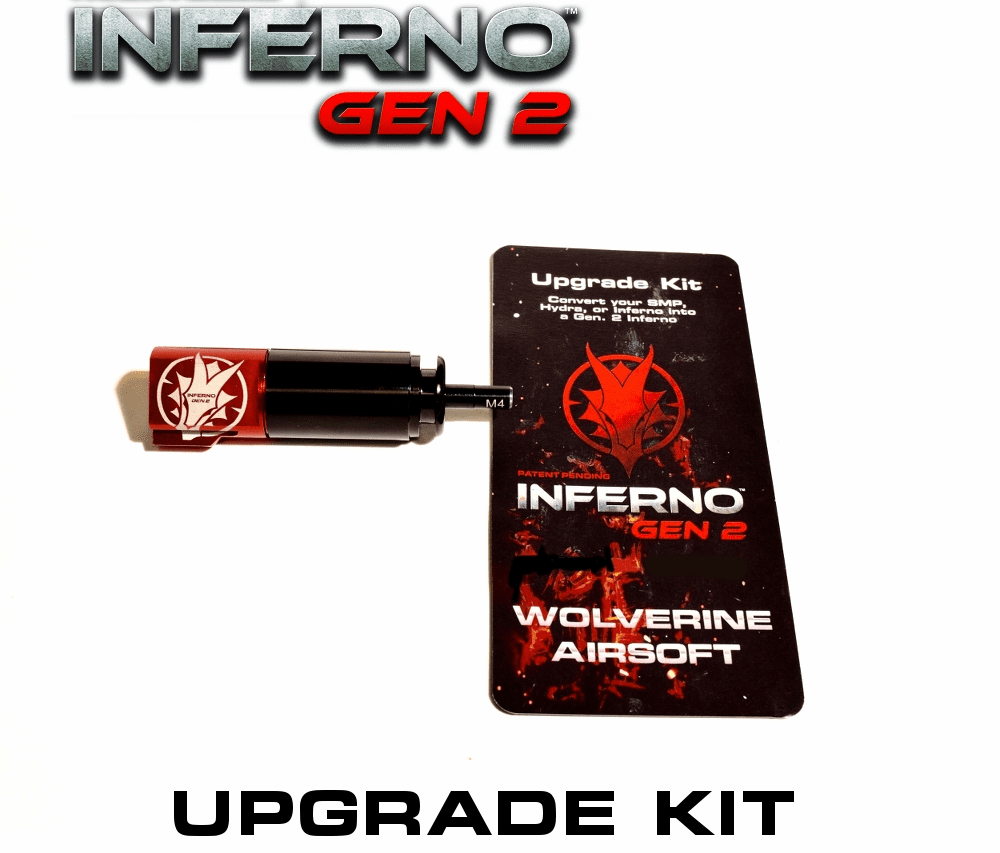 Wolverine Inferno Gen 2 Upgrade Kit
