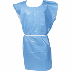 Disposable Poly/Tissue Gown