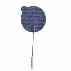 "Dura-Stick Plus 2"" Round with Blue Foam backing"