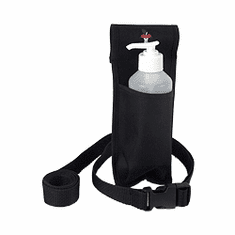 Single Oil and Lotion Holster with Bottle