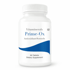 Vitaminerals 127 PRIME-OX®: Grapeseed, Pine Bark Antioxidant Formula 60 ct