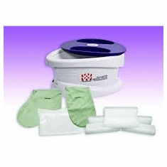 WaxWell Paraffin Bath Unit with 6 lbs Unscented Wax