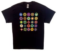 Native Suns T shirt on Black