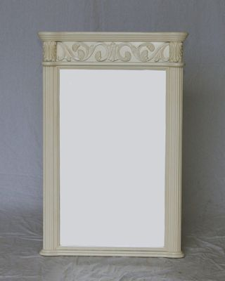 """Mirror 28""""W x 42""""H Antique White Color S3169M261MR FREE SHIPPING"""