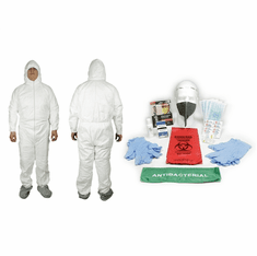 26 Piece FLU and Virus Close Encounters Kit<br> LIMIT 2 PER ORDER