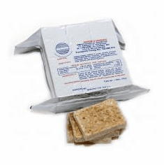 S.O.S. 3600 Calorie Food Bars Case of 20