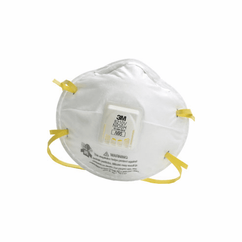 3M Particulate Respirator N95 with 3M Cool Flow Valve <p>(2-PACK)