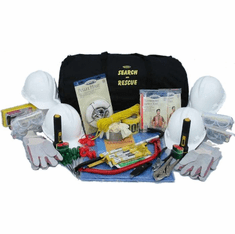 4-Person Search And Rescue Duffel Bag Kit