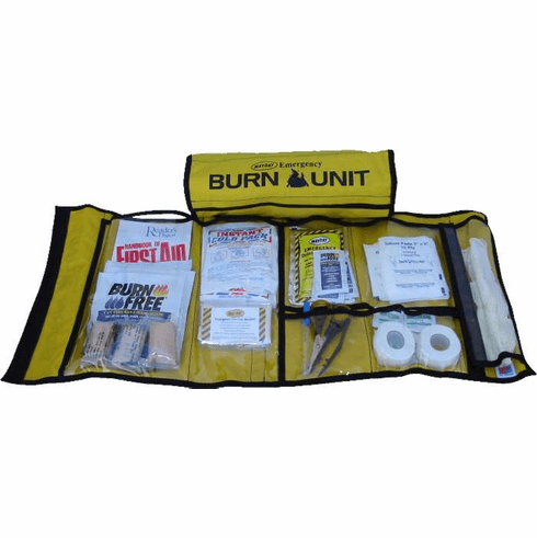 43 Piece Burn Unit