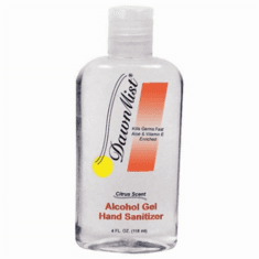 """""""6 Pack"""" DawnMist Instant Hand Sanitizer Contains 70% alcohol"""