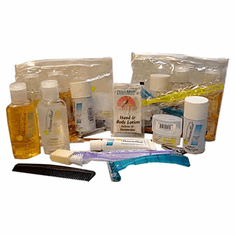 Clear Solution Personal Hygiene Kit