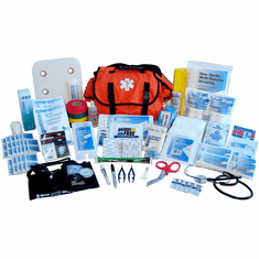 Code RED 409 Pc. EMT/Medic<br> First Responder Kit