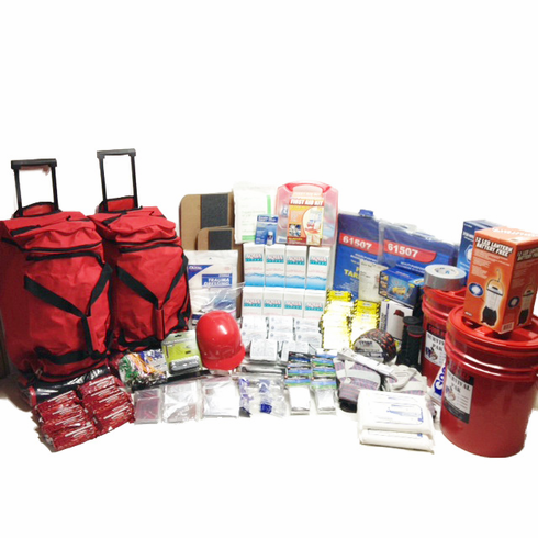Code Red Ultimate 20 Person Commercial Survival Kit