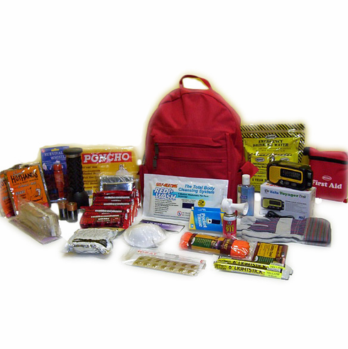 Code Red URBAN <br>One Person Survival & Terrorism Kit