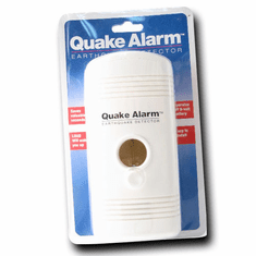 Earthquake Alarm - When Seconds count. Home - Office