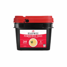ReadyWise Freeze Dried Powdered Eggs <br>144 Servings