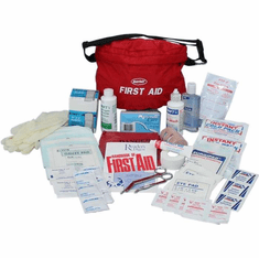 First-Aid Fanny Pack 48 Piece Kit
