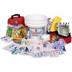 Homefront Emergency 38 Piece Survival  Kit for Dogs