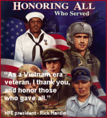 Thank you to those who served.