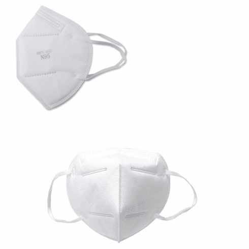 N95-Folding Mask-LIMITED STOCK <br>10-Pack or 20-Pack