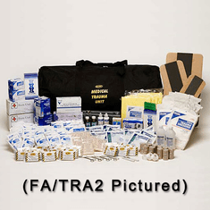 Multiperson Trauma Medical Kit (100 person)