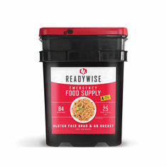 NEW ReadyWise Gluten Free <br>Emergency Freeze Dried Entree - 84 Servings